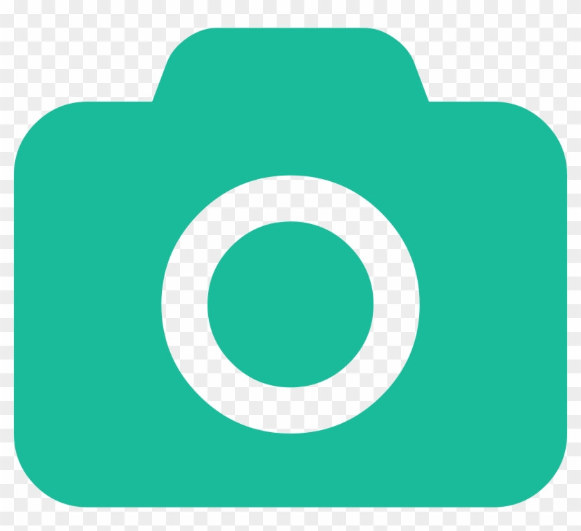 Thinking Clipart Photos And Hd Images - Camera Icon Png Green #17010