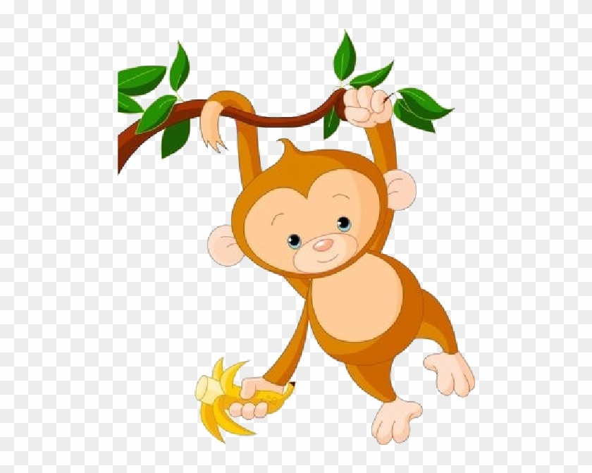 Download Animals Monkey Png Transparent Images Transparent - Baby Monkey Clip Art #17244