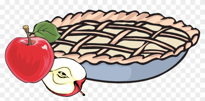 Torte Di Mele E Peli Di Gatto - Clip Art Apple Pie #17285
