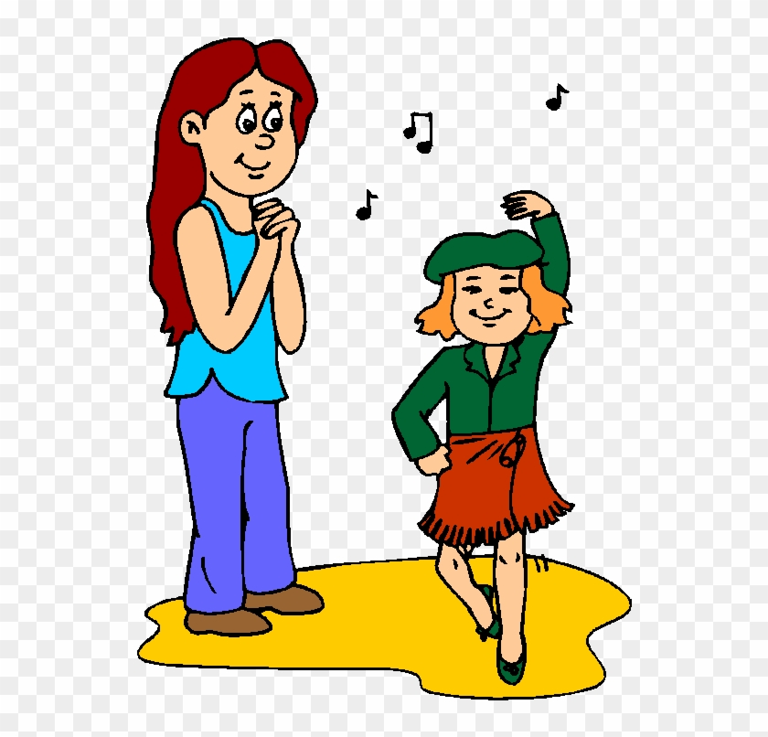 Singing And Dancing Clipart - Dance #17365