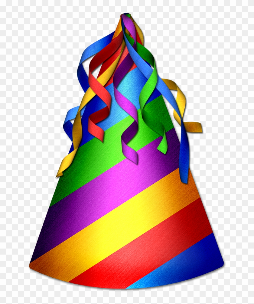 Image - Transparent Background Birthday Hat Png #17466