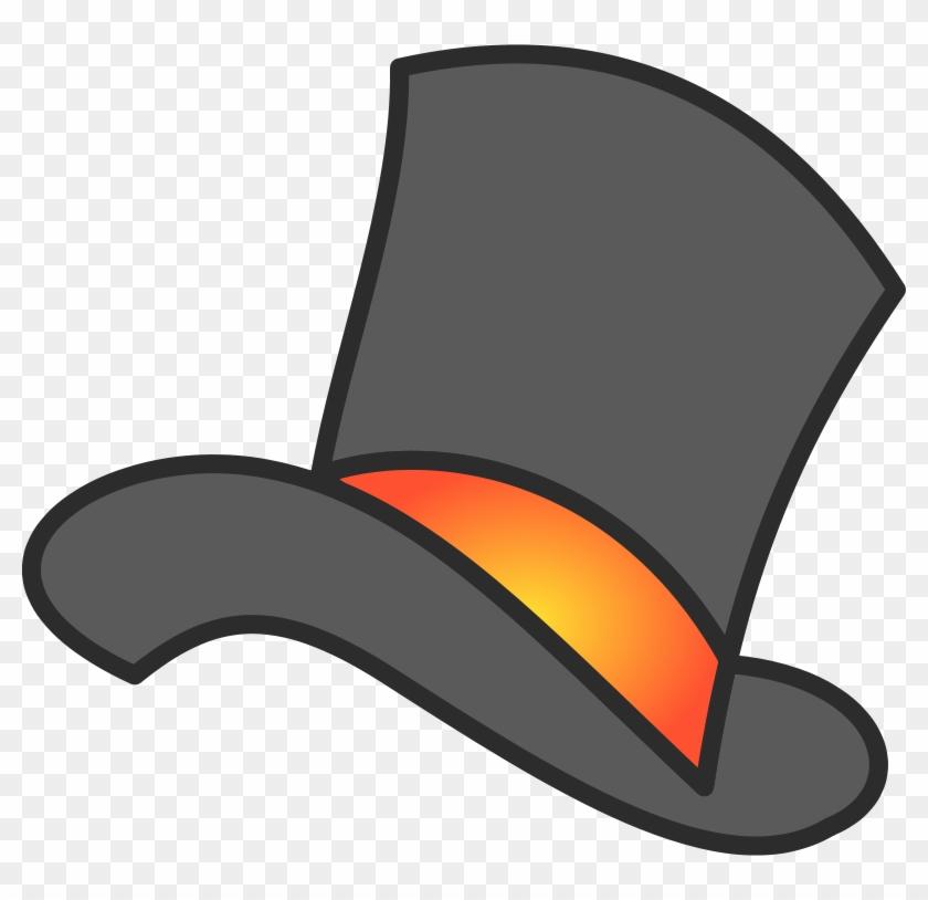 Image - Cartoon Top Hat #17553