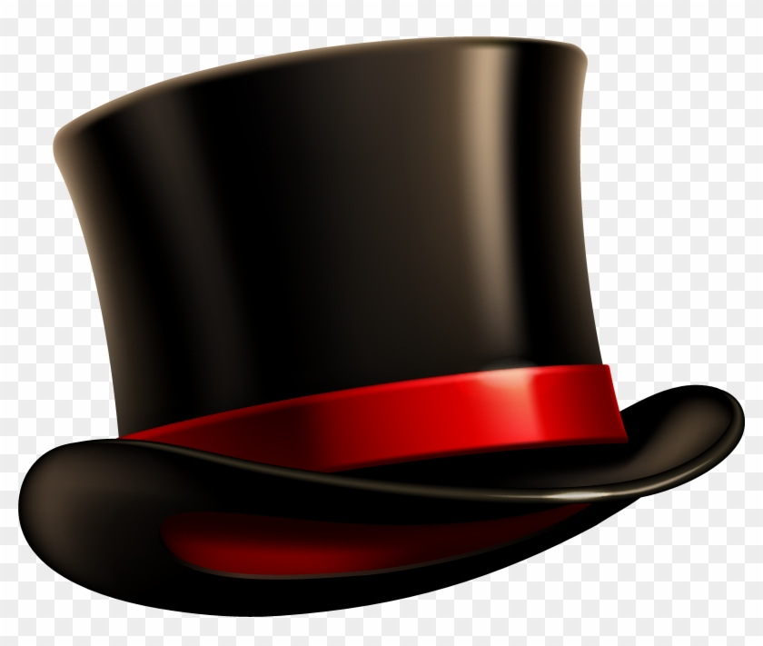 Image - Colorful Hat Top Hat #17572