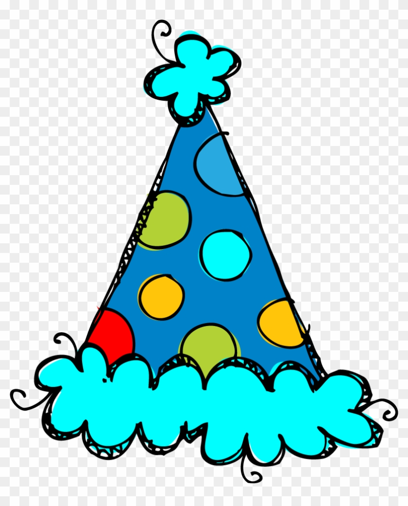 Image - Free Clip Art Birthday Hat #17594