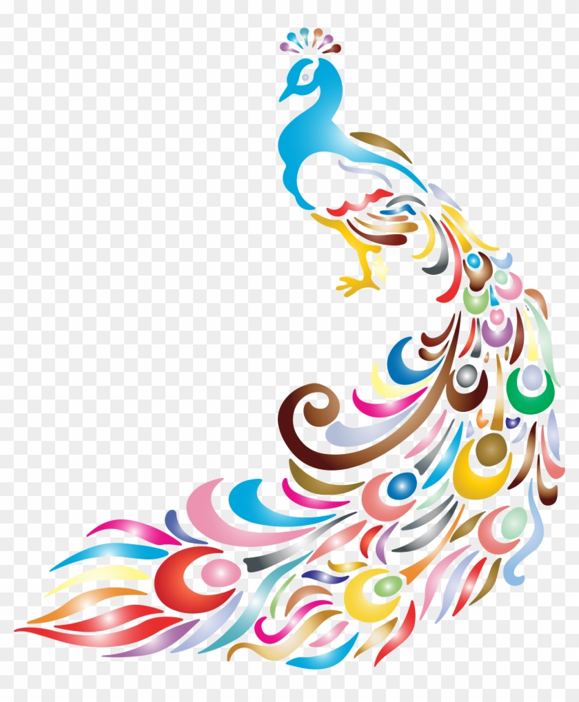 Image - Peacock Clipart Transparent Background #17598