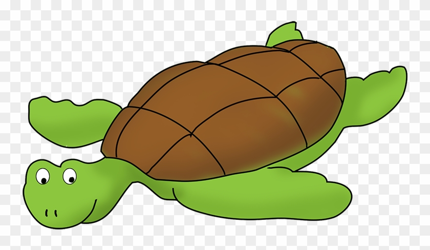 Download Turtle Png Transparent Images Transparent - Sea Turtle Clipart Png #17630