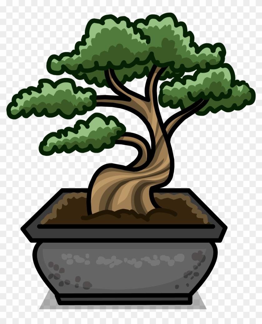 Bonsai Tree Sprite 002 - Sageretia Theezans #17640
