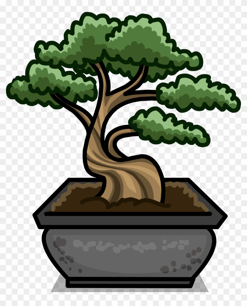 Bonsai Tree Sprite 004 - Tree #17641