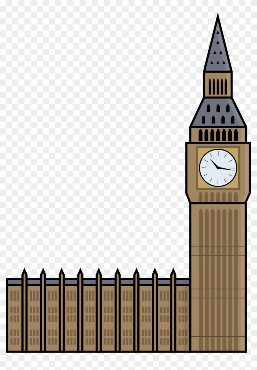 Big Ben Icons Png - Big Ben London Clipart #17649