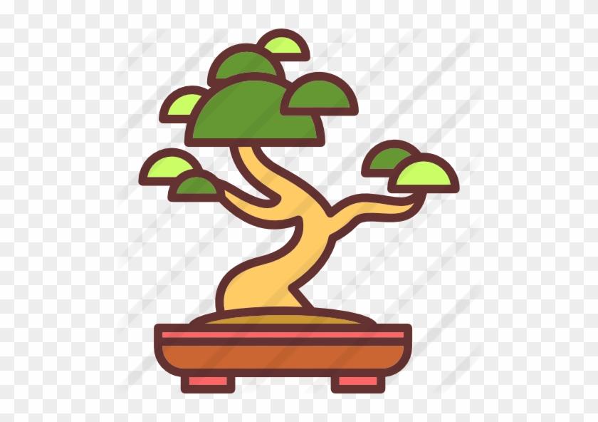 Bonsai - Bonsai Icon #17670