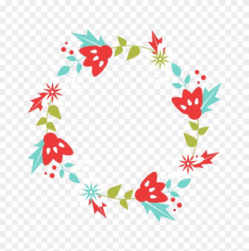 Free Christmas Wreath Clip Art - Christmas Day #17721