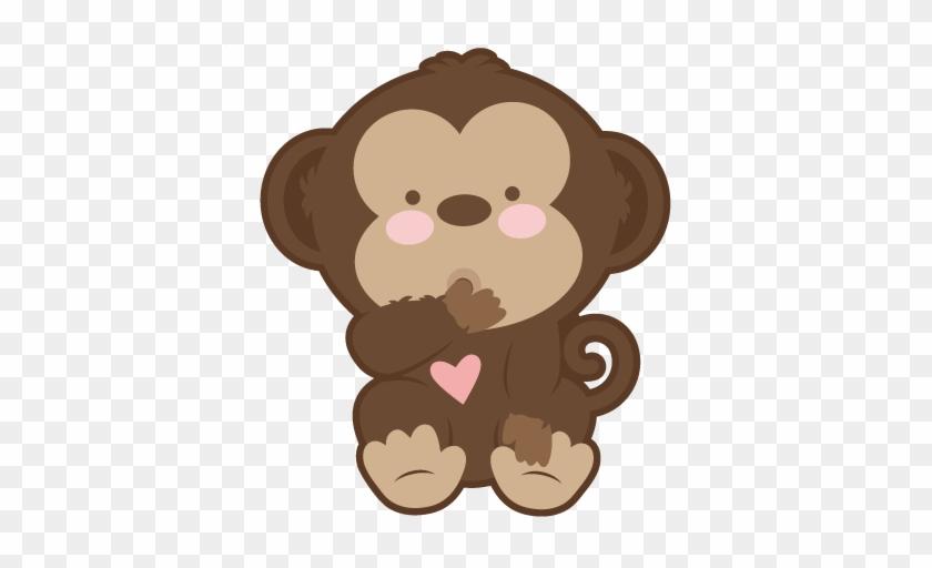 Luxury Baby Shower Monkey Clip Art Baby Monkey Clipart - Baby Monkey Clip Art #17732
