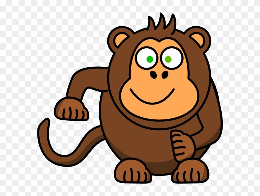 Monkey Clipart #17817