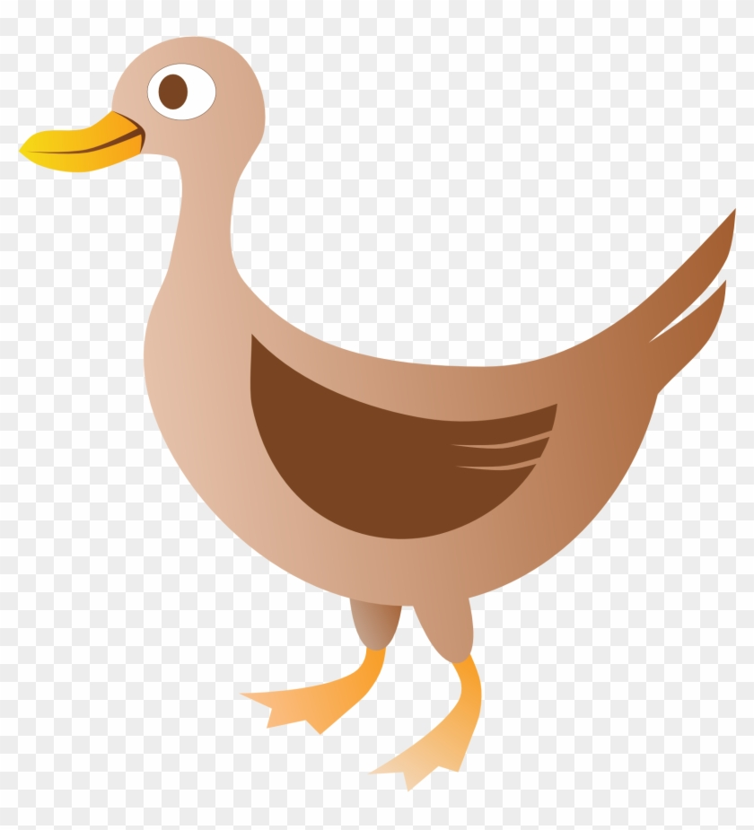 Free To Use Public Domain Duck Clip Art - Farm Clip Art Animals #17857