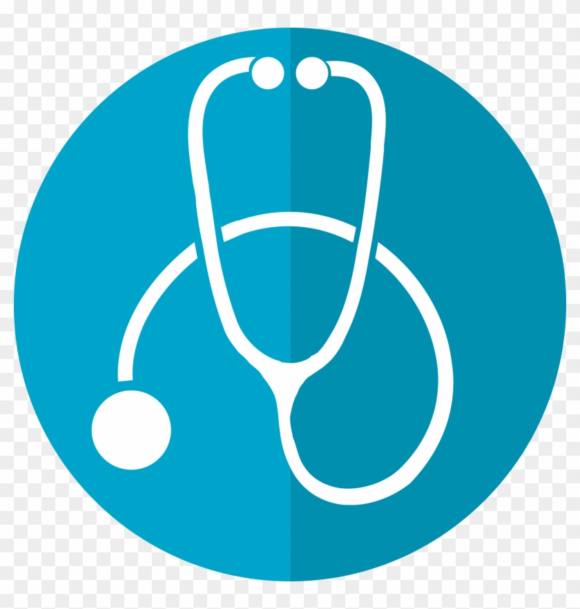 Stethoscope Icon, Stethoscope, Icon - Doctor Png #17864