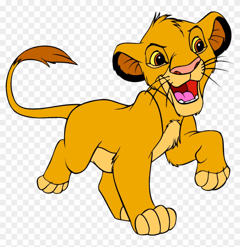 Lion King Png - Lion King Simba Clipart #17880