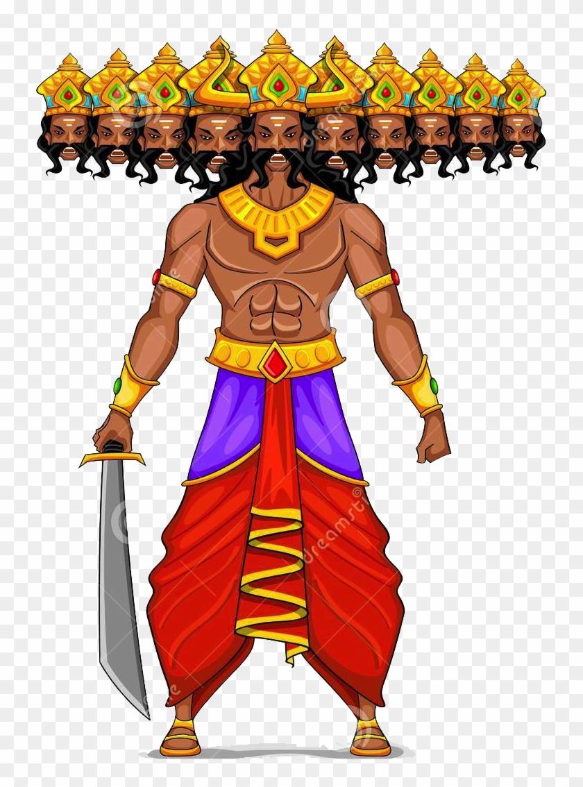 Ravan Png File Png Image - Ravana Heads #17909