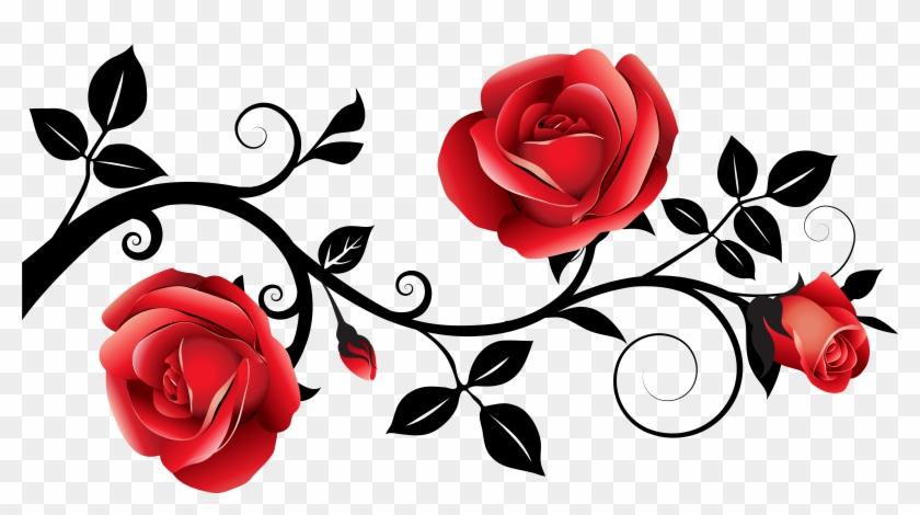 Top 76 Roses Clip Art Free Clipart Spot Freeclipartspot - Roses Png #17895