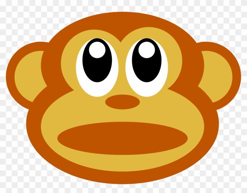 Clipart Monkey Face Clipartfest - Monkey Face Clipart #17948