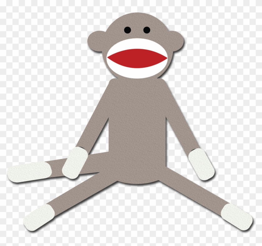 Sock Monkey Clip Art Many Interesting Cliparts - Sock Monkey Clipart #17972