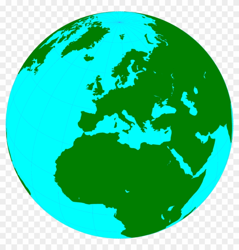 Earth Clipart Europe #17970