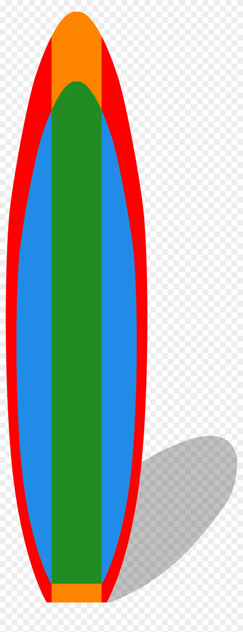 Surfboard Allison Surf Board Clipart - Surfboard Clipart #18039