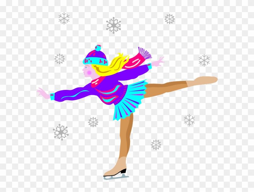 Clip Art - Winter Olympics 2018 Activities #76932