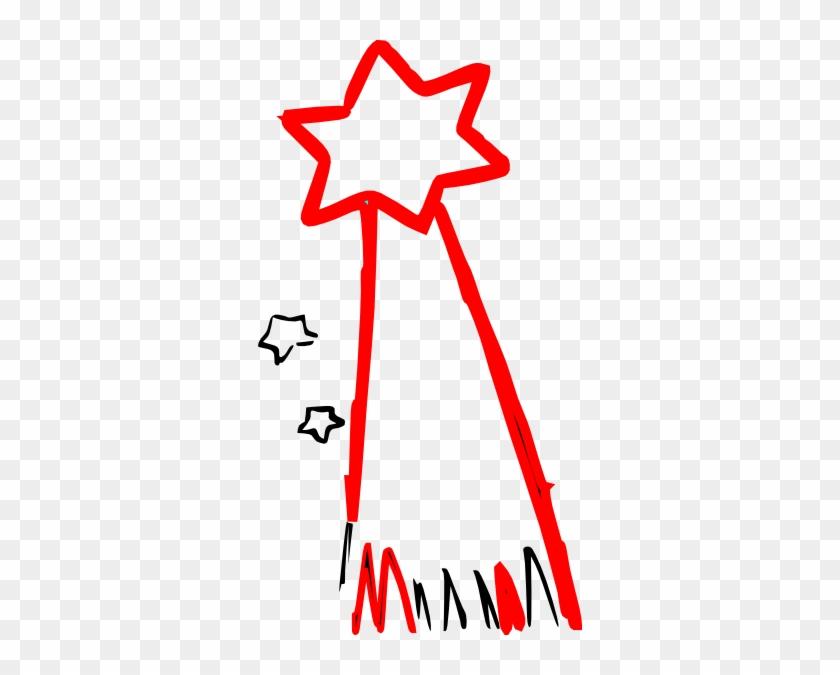 Shooting Star Clip Art #76956