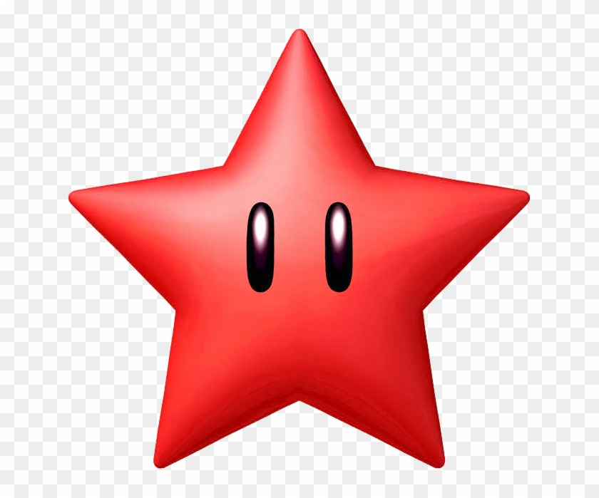Shooting Star Clip Art Outline - Super Mario Red Star #77044