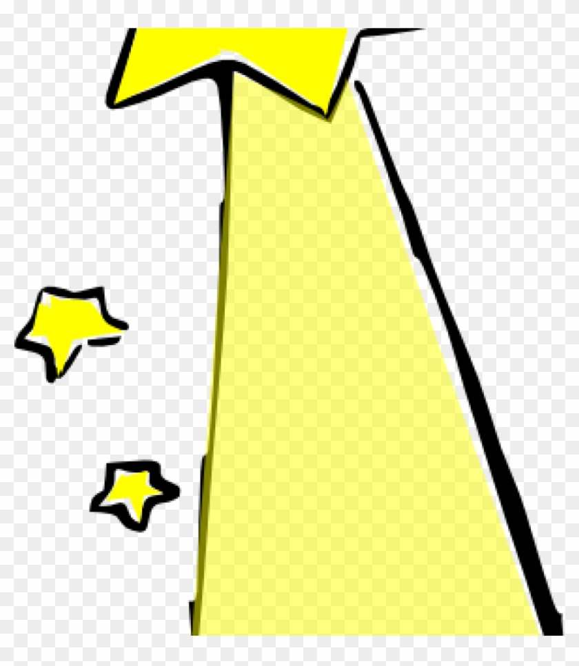 Shooting Star Clipart Shooting Starcolored Clip Art - Shooting Star Clip Art #77091