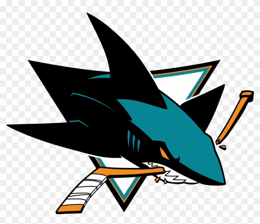 San Jose Sharks And Solar4america By Petersendean Announce - San Jose Sharks Logo Png #77113