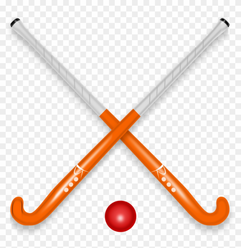 Hockey Stick & Ball Png Images - Field Hockey Stick And Ball #77188