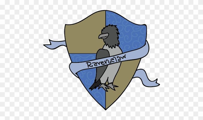 Transparent Hogwarts House Crests - Crest #77191