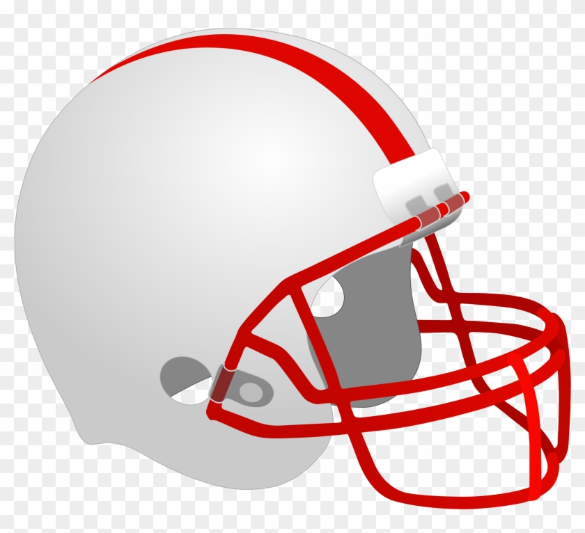 Football Helmet Png Image - Red Football Helmet Clipart #77196