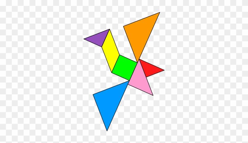 Cool Images Of Animals Free Download Tangram Animals - Tangram Puzzles Birds #77217