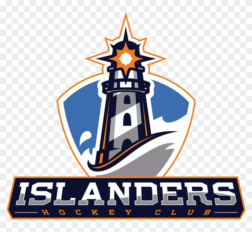 Fg's Fun Hockey Stuff - Islanders Hockey Club Logo #77761