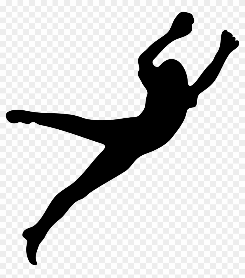 Goalkeeper Silhouette - Sports Clip Arts Png #77762