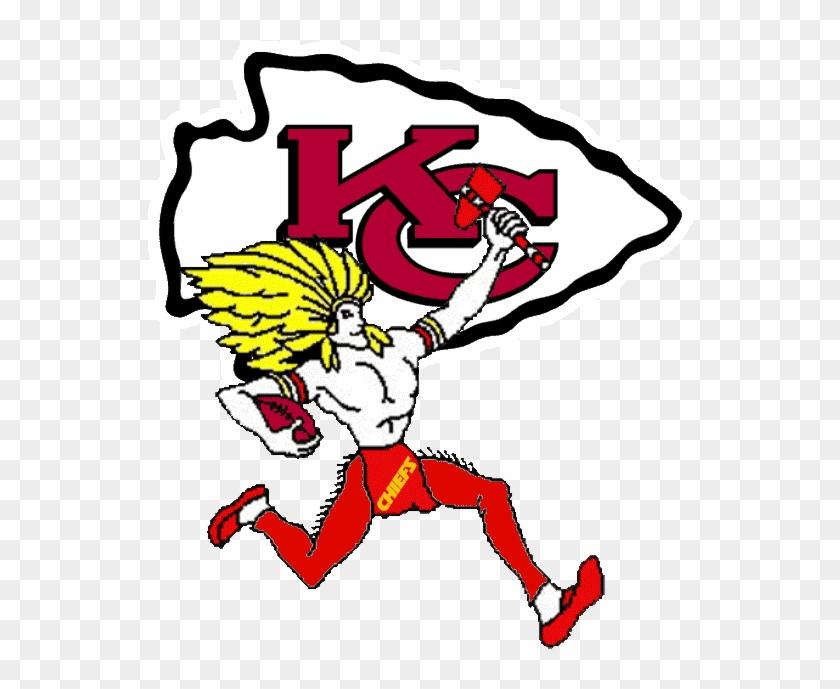 Kansas City Chiefs Logo By Kansas City Chiefs Indian Free
