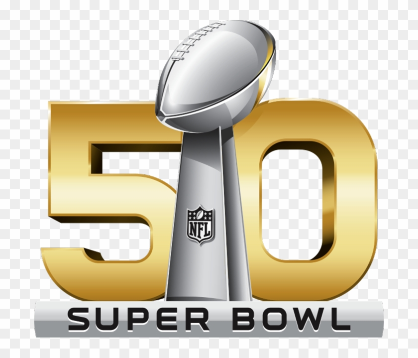 Super Bowl Homepage - Super Bowl 50 Logo Png #78001