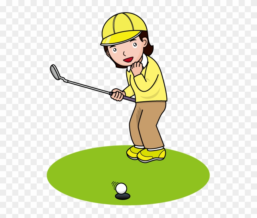 Golf Clip Art Free Downloads Car Tuning - Playing Golf Clipart Png #78285