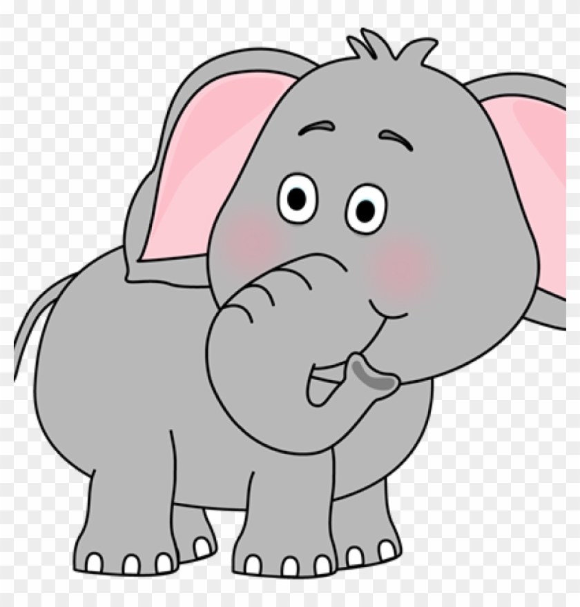 Clipart Info - Transparent Elephant Drawing #78507