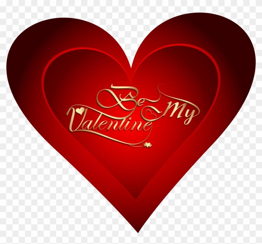 My Valentine Clip Art #78603
