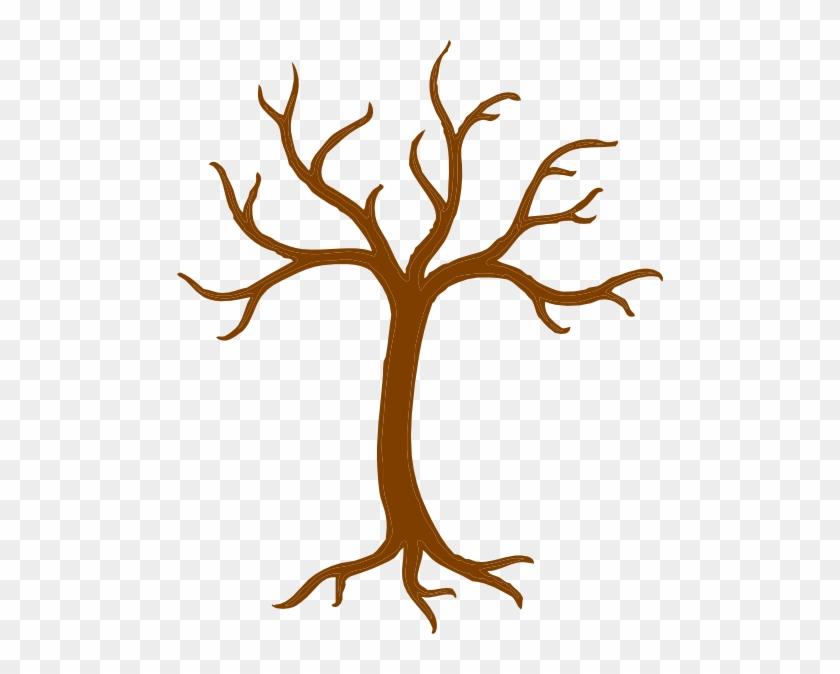 Bare Tree Clip Art #78597