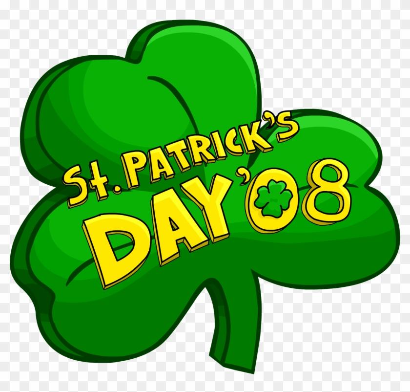 St - Patrick - St Patrick's Day Logo Png #78914