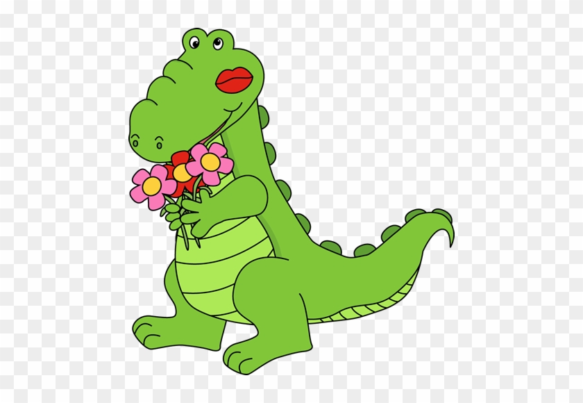 Valentine's Day Alligator - Alligator Valentine #78939