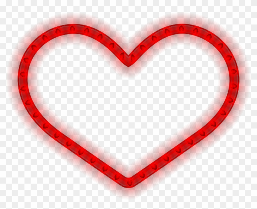 Glowing Heart Png Clipart Imageu200b Gallery Yopriceville - Happy Valentines Day Mugs #79046
