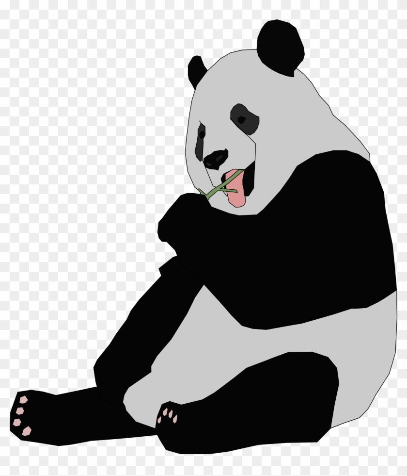 Giant Panda Clip Art #79084