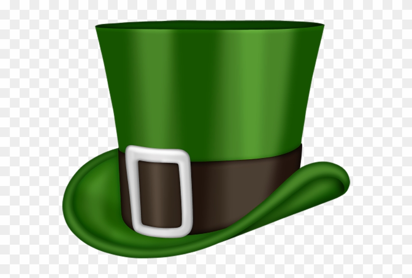 St Patrick Day Green Leprechaun Hat Png Clipart, Is - St Patrick Day Hat Png #79164