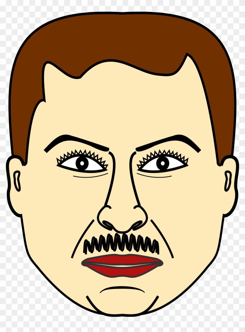 Clipart Info - Clipart Man Face #79345