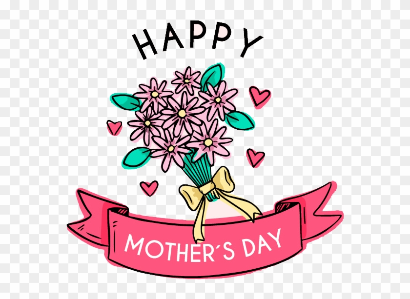 Download Mothers Day Element Vector Diagram Free Png - Download Mothers Day Element Vector Diagram Free Png #79501